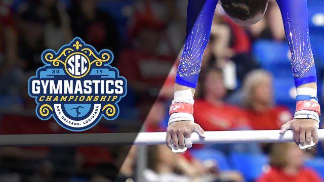 SEC Gymnastics Championship - Bars (Evening Session)