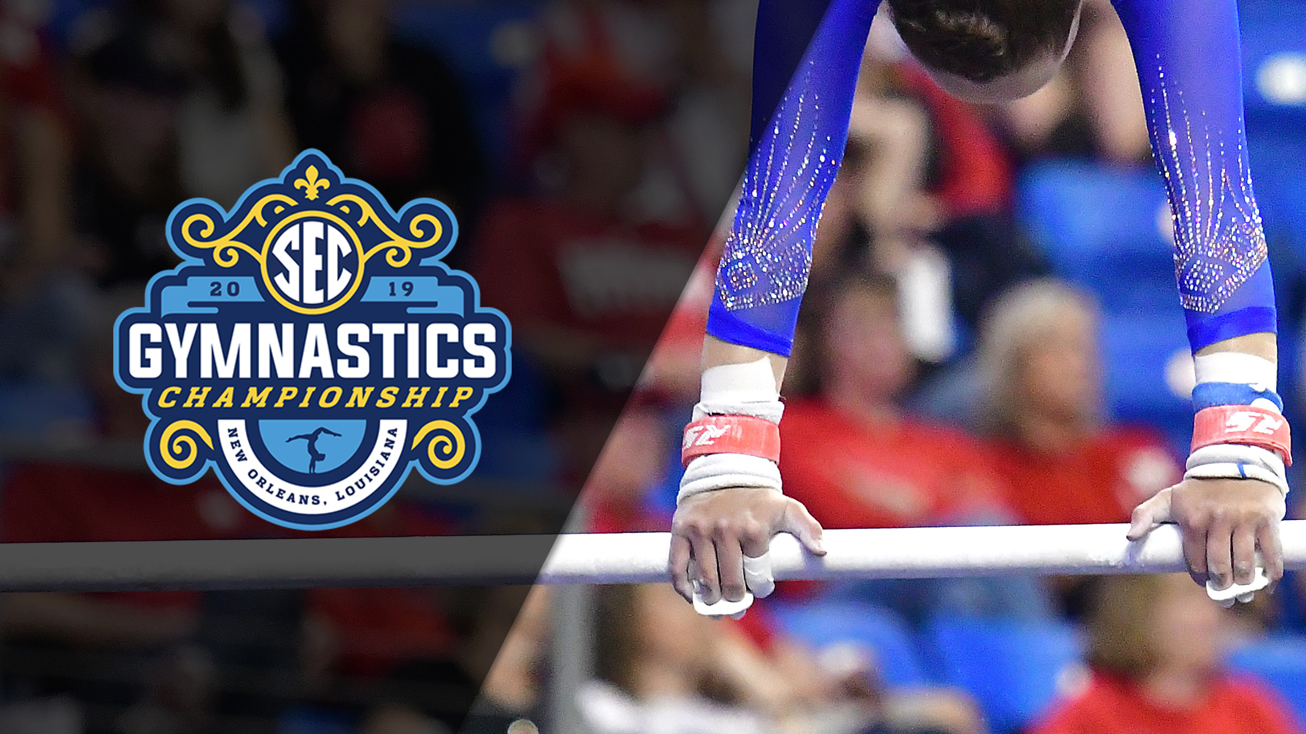 SEC Gymnastics Championship - Bars (Evening Session)