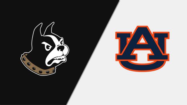 Wofford vs. Auburn (W Basketball)
