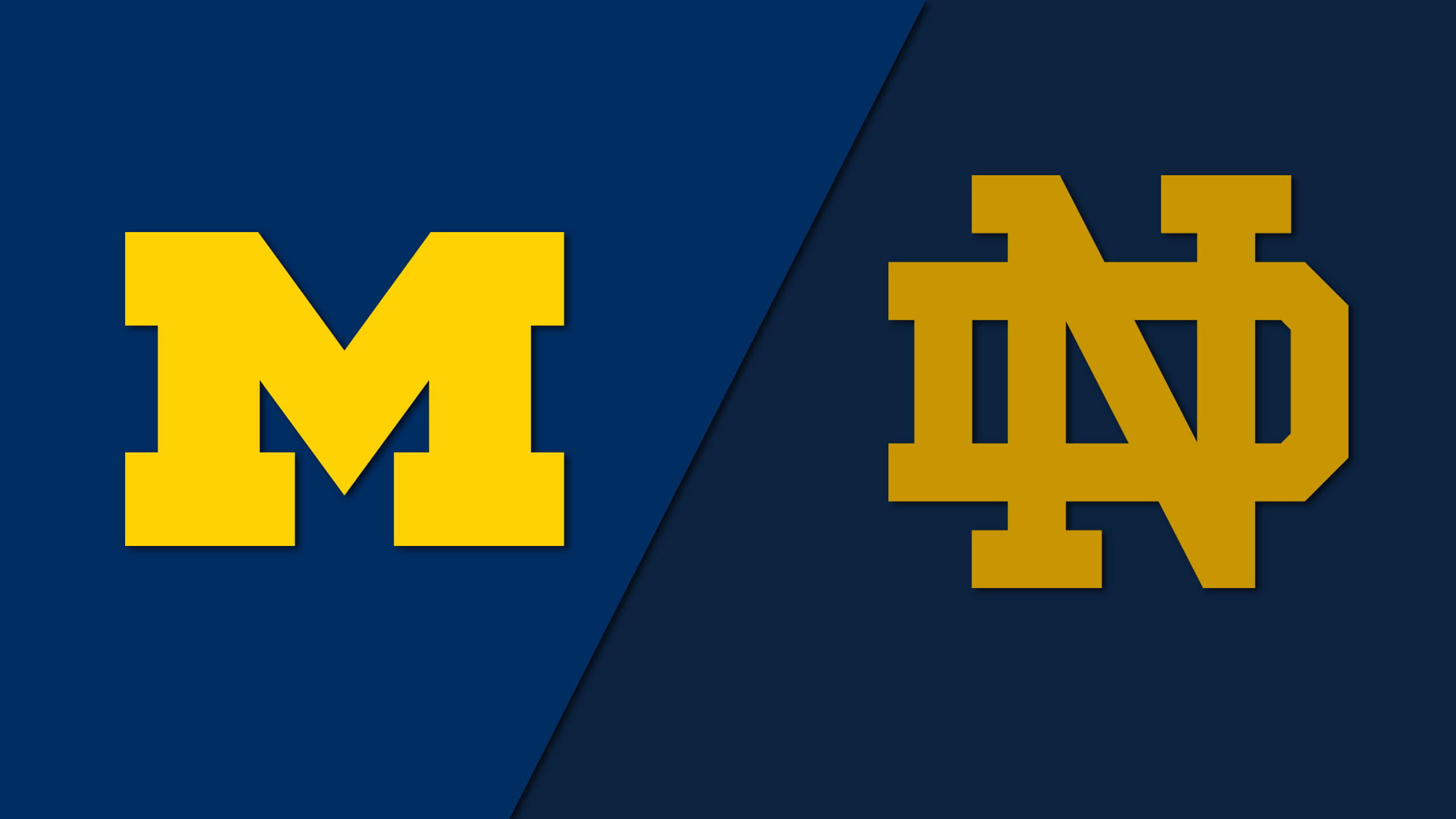 #19 Michigan vs. Notre Dame (W Volleyball)