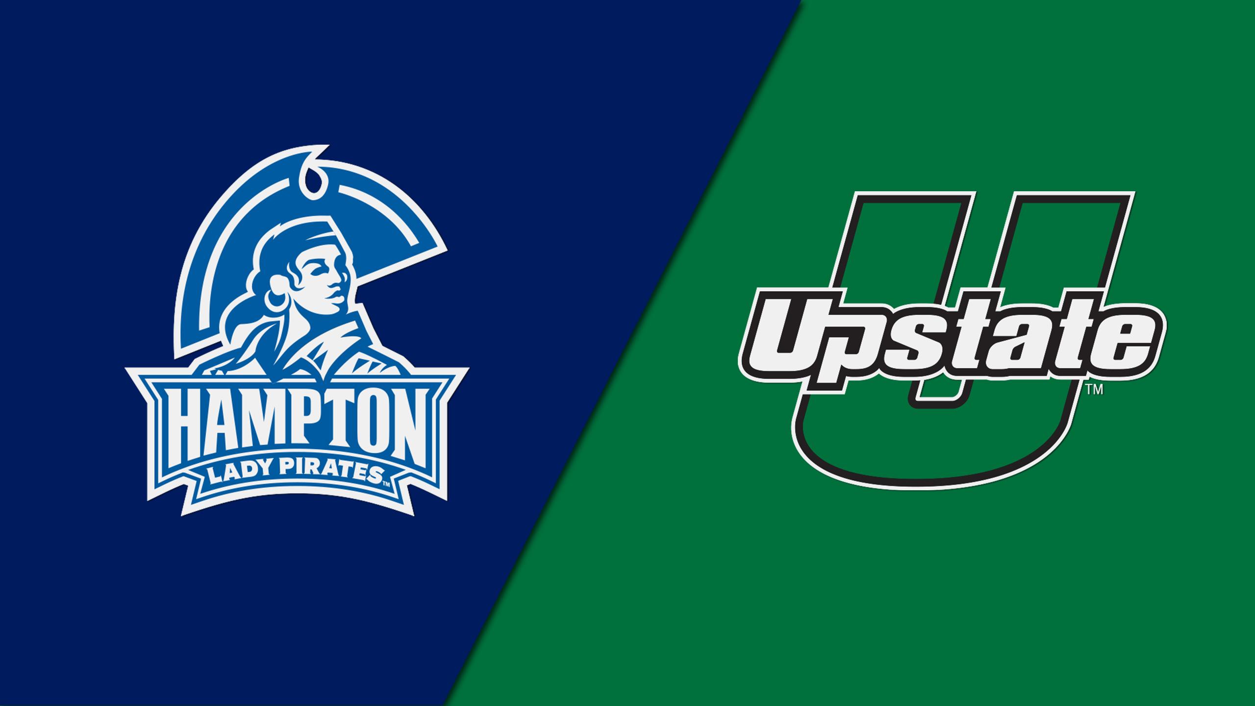 Hampton vs. USC Upstate (Softball)