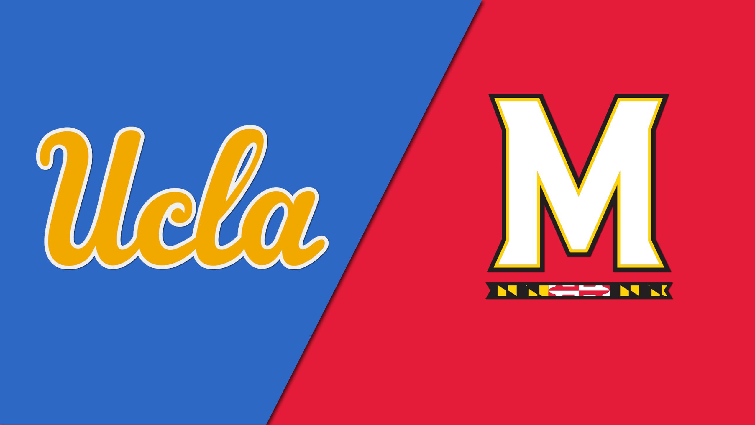 #6 UCLA vs. #3 Maryland (Second Round)