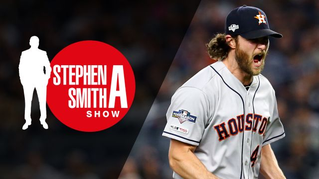 Wed, 10/16 - The Stephen A. Smith Show Presented by Progressive