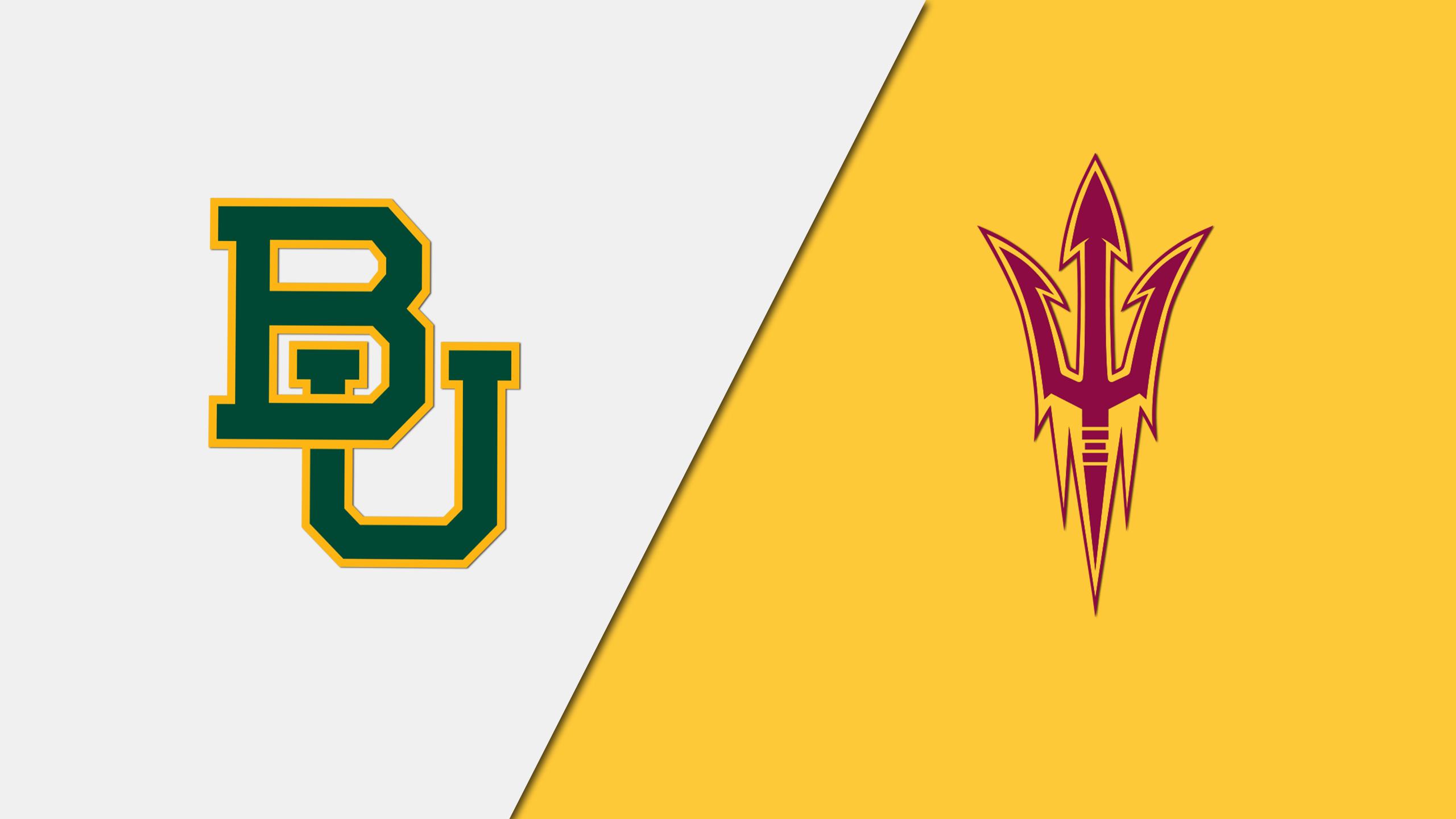 #4 Baylor vs. #23 Arizona State (W Basketball)