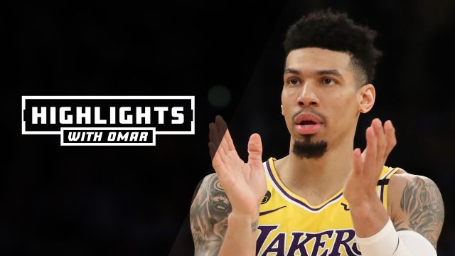 Highlights with Omar: Danny Green