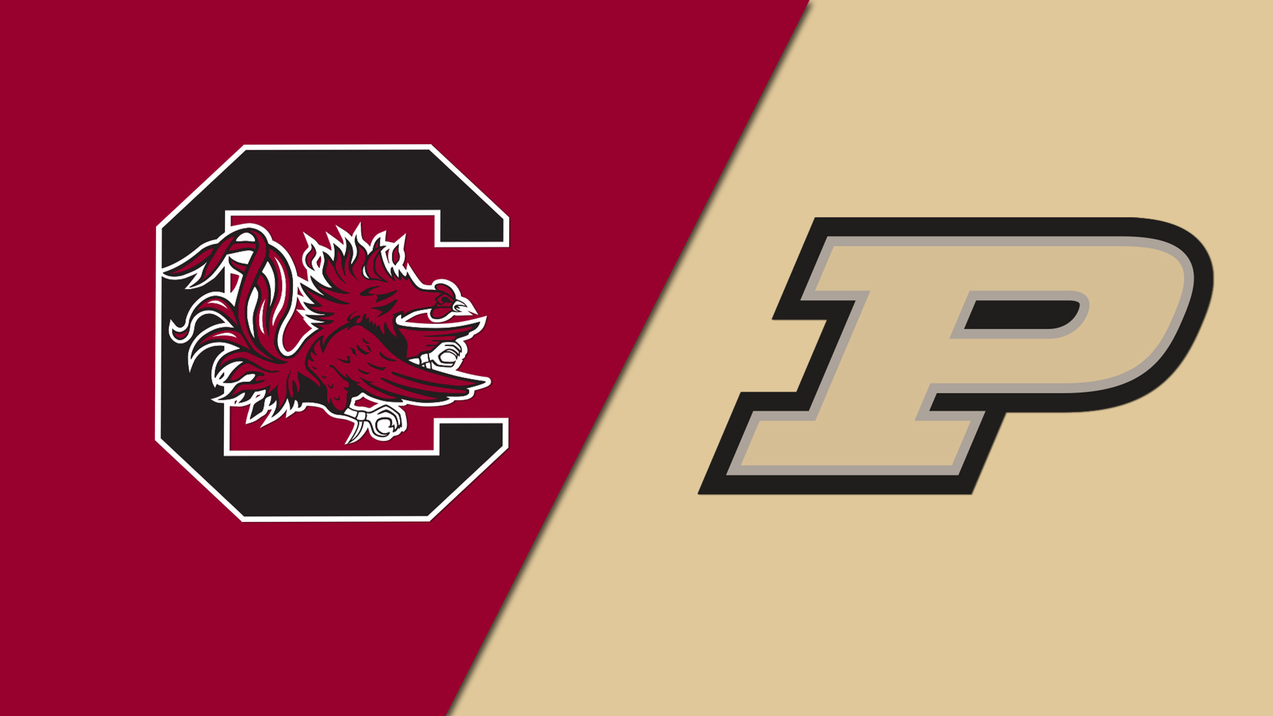 #25 South Carolina vs. Purdue (W Basketball) (re-air)