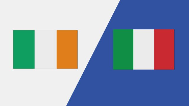 Ireland vs. Italy