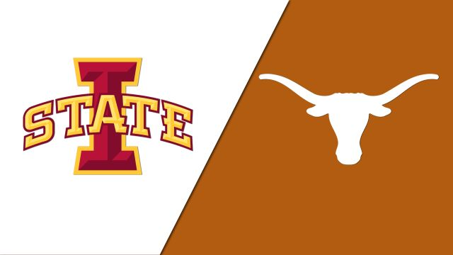 Iowa State vs. #6 Texas (W Volleyball)