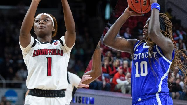 Sun, 12/15 - #7 Louisville vs. #14 Kentucky (W Basketball)