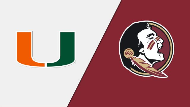 Miami vs. #6 Florida State (W Soccer)