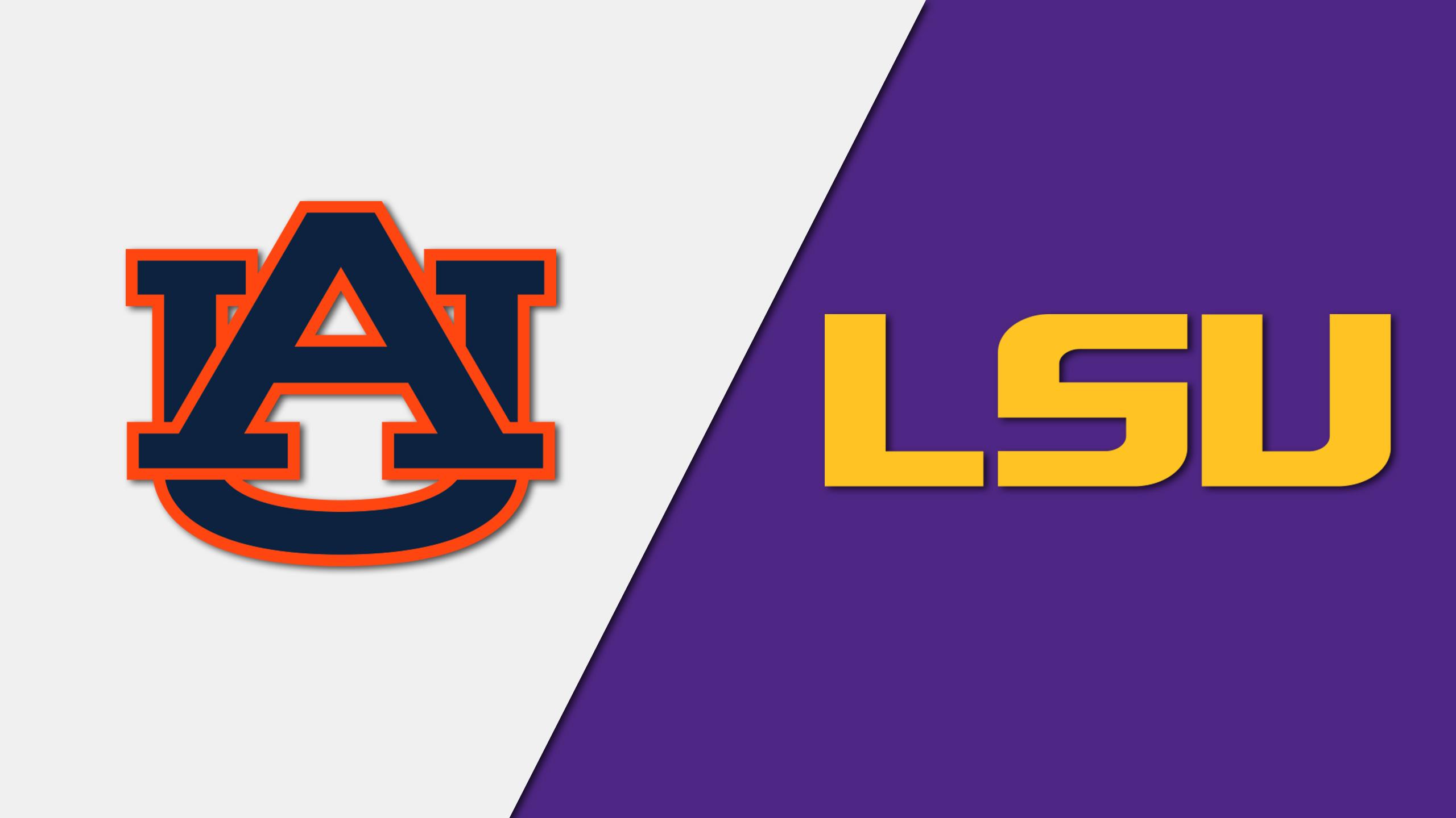 #9 Auburn vs. LSU (W Soccer)