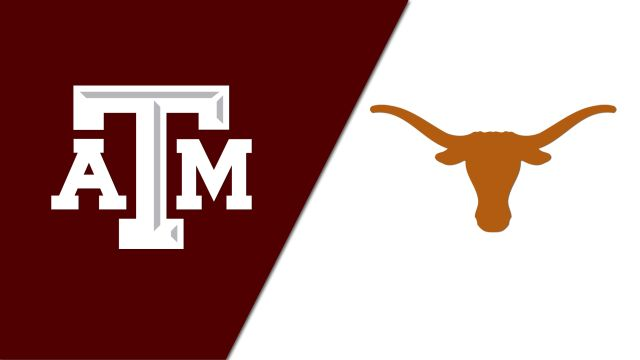 #7 Texas A&M vs. #15 Texas (re-air)