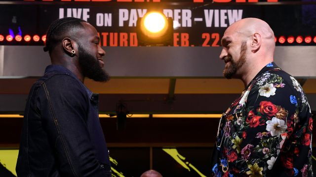 Countdown: Deontay Wilder vs. Tyson Fury II