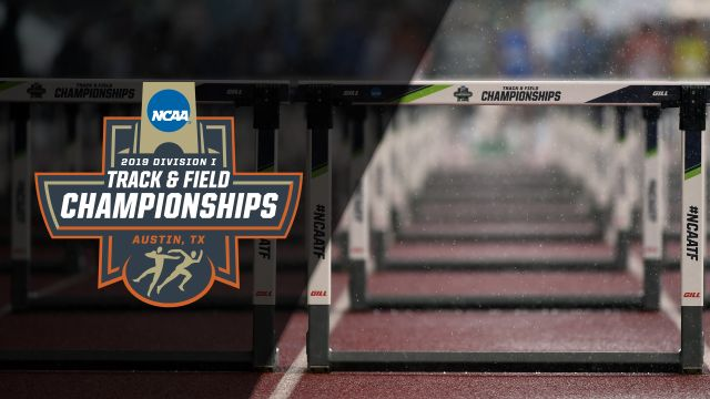 NCAA Outdoor Track & Field Championships - Dec 110m Hurdles, Dec Discus (Flights 1 and 2) (Feed #1)