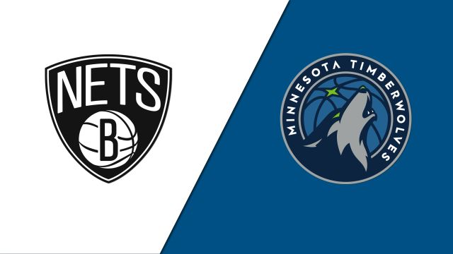Brooklyn Nets vs. Minnesota Timberwolves (Semifinal)
