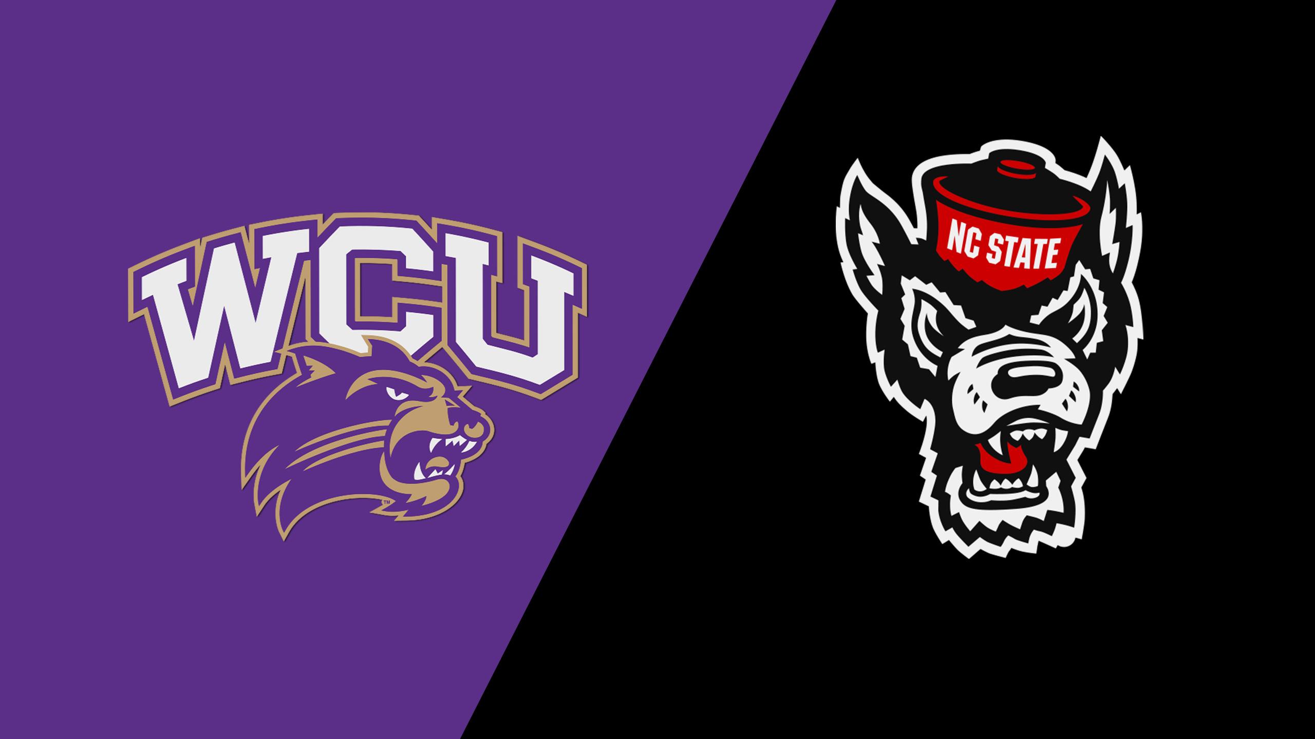 Western Carolina vs. NC State (M Basketball)
