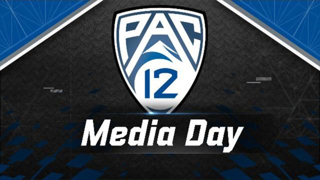 Wed, 7/24 - Pac-12 Football Media Day