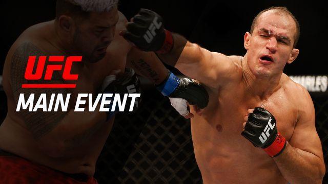 UFC Main Event: Velasquez vs. Bigfoot 2/Dos Santos vs. Hunt
