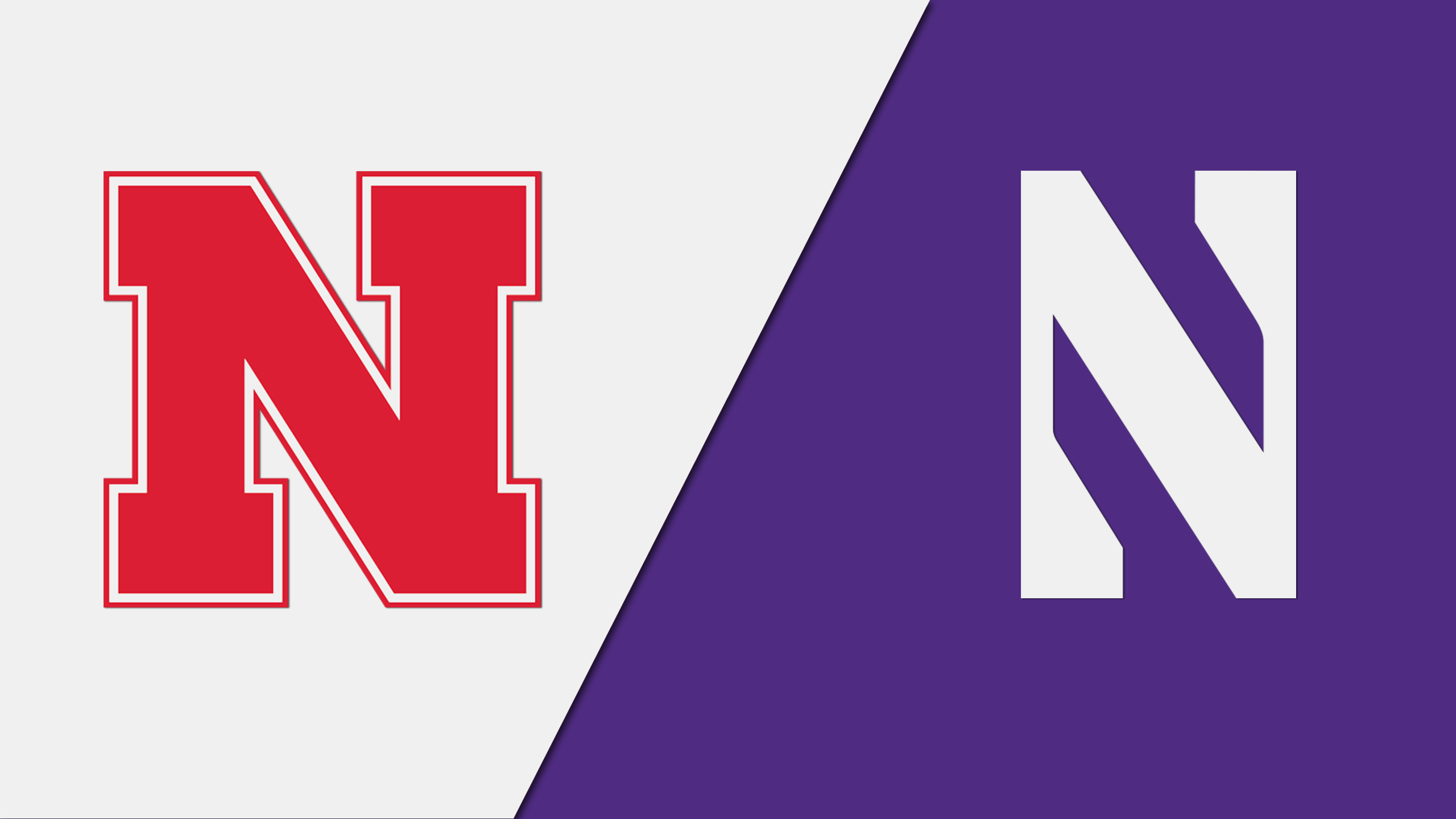 Nebraska vs. Northwestern (Football) (re-air)