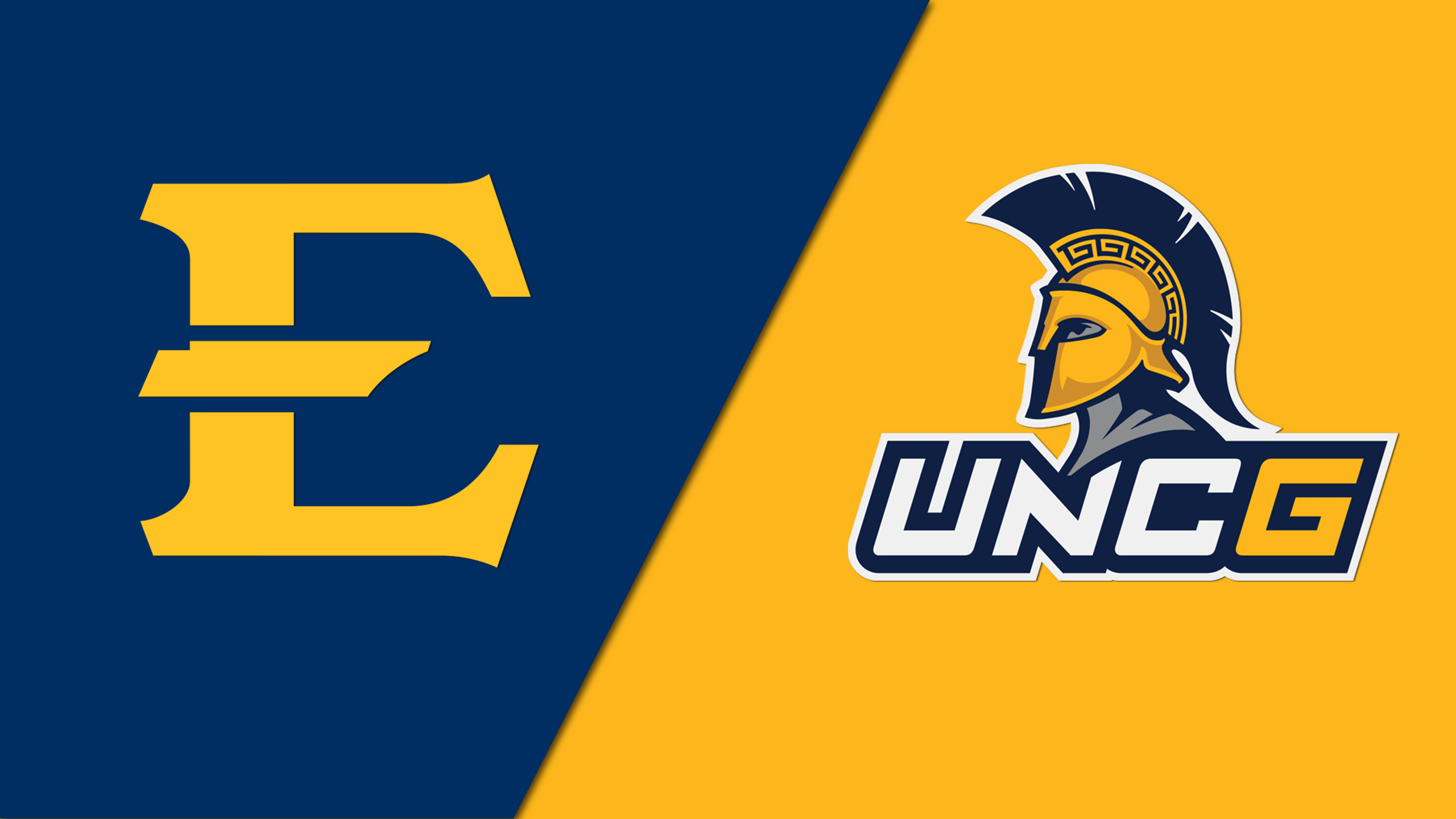 East Tennessee State vs. UNC Greensboro (M Soccer)