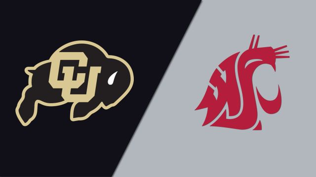 Sat, 10/19 - Colorado vs. Washington State (Football)