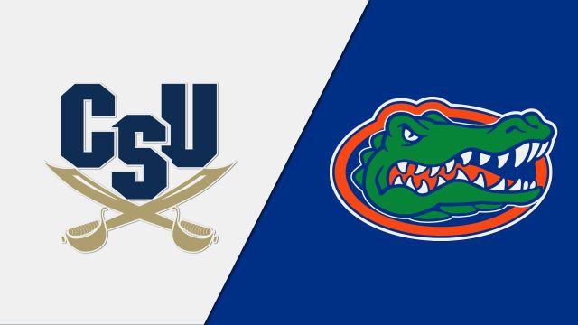 Charleston Southern vs. Florida (W Basketball)
