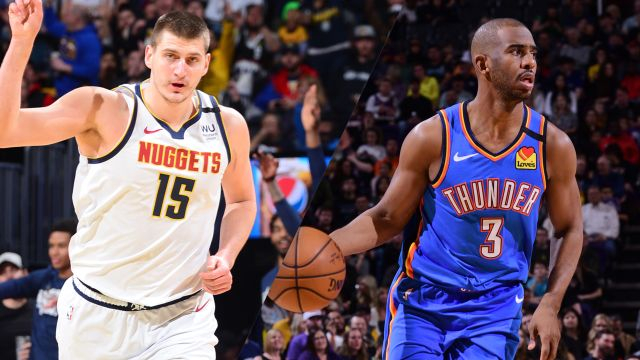 Denver Nuggets vs. Oklahoma City Thunder