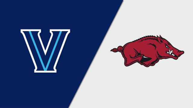 Villanova vs. #21 Arkansas (Softball)