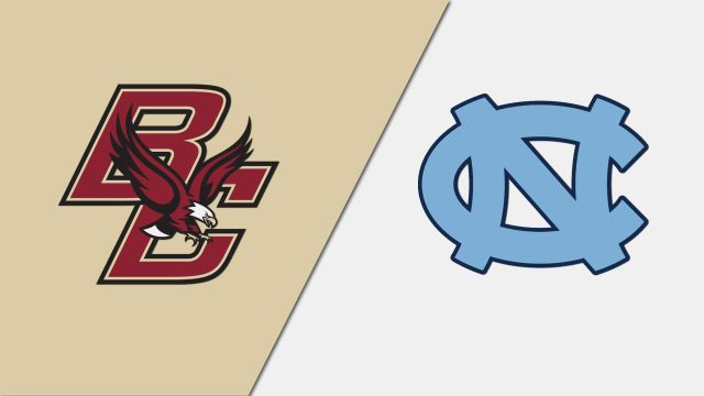 Boston College vs. North Carolina (W Volleyball)