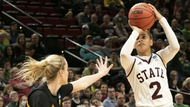 Southern Miss vs. #10 Mississippi State (W Basketball)