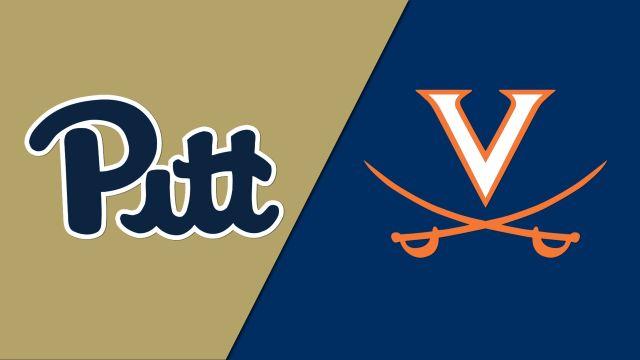 Pittsburgh vs. Virginia (Baseball)