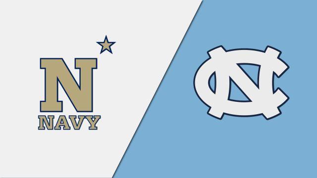 Navy vs. North Carolina (W Basketball)