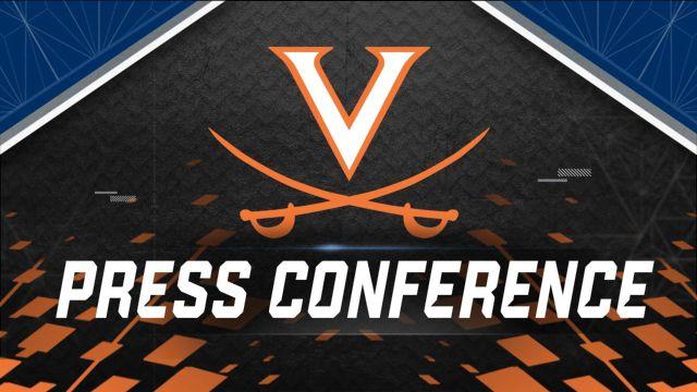 Virginia Weekly CFB Presser