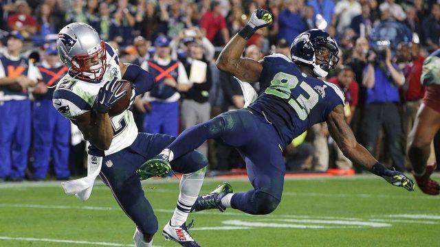 New England Patriots vs. Seattle Seahawks