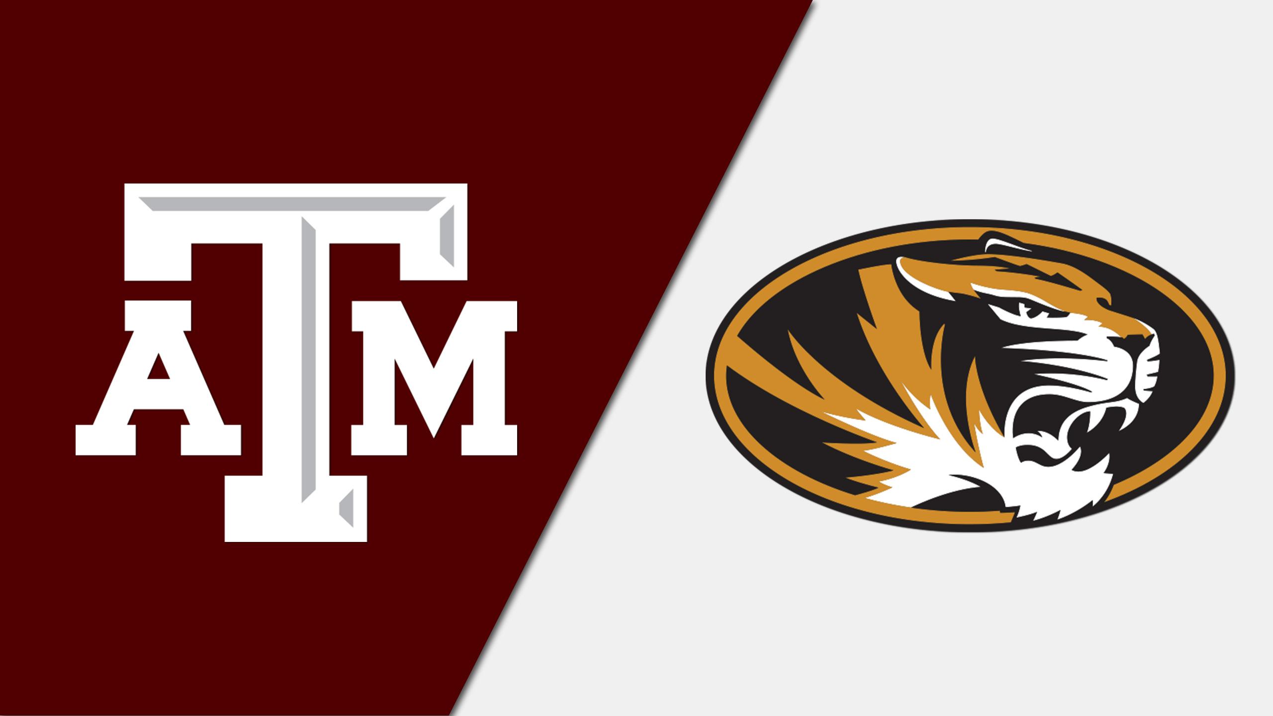 Texas A&M vs. Missouri (Softball)
