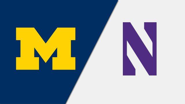 #8 Michigan vs. #6 Northwestern (W Lacrosse)