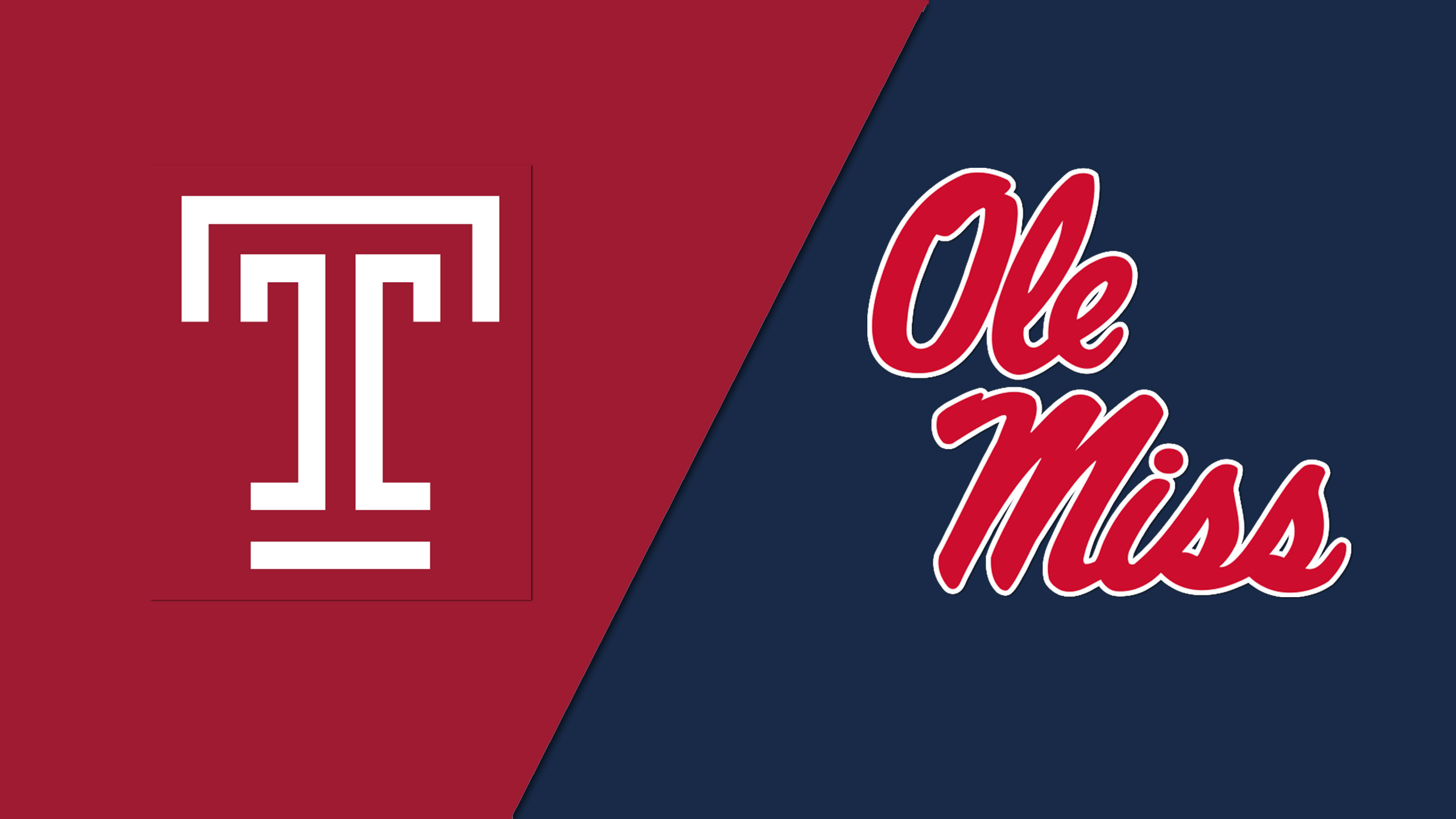 Temple vs. Ole Miss (W Basketball)