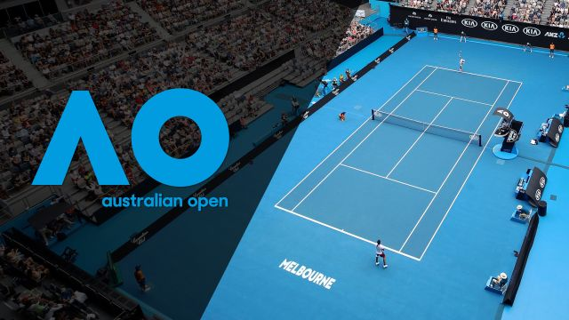 (23) Kyrgios vs. Simon (Men's Second Round)