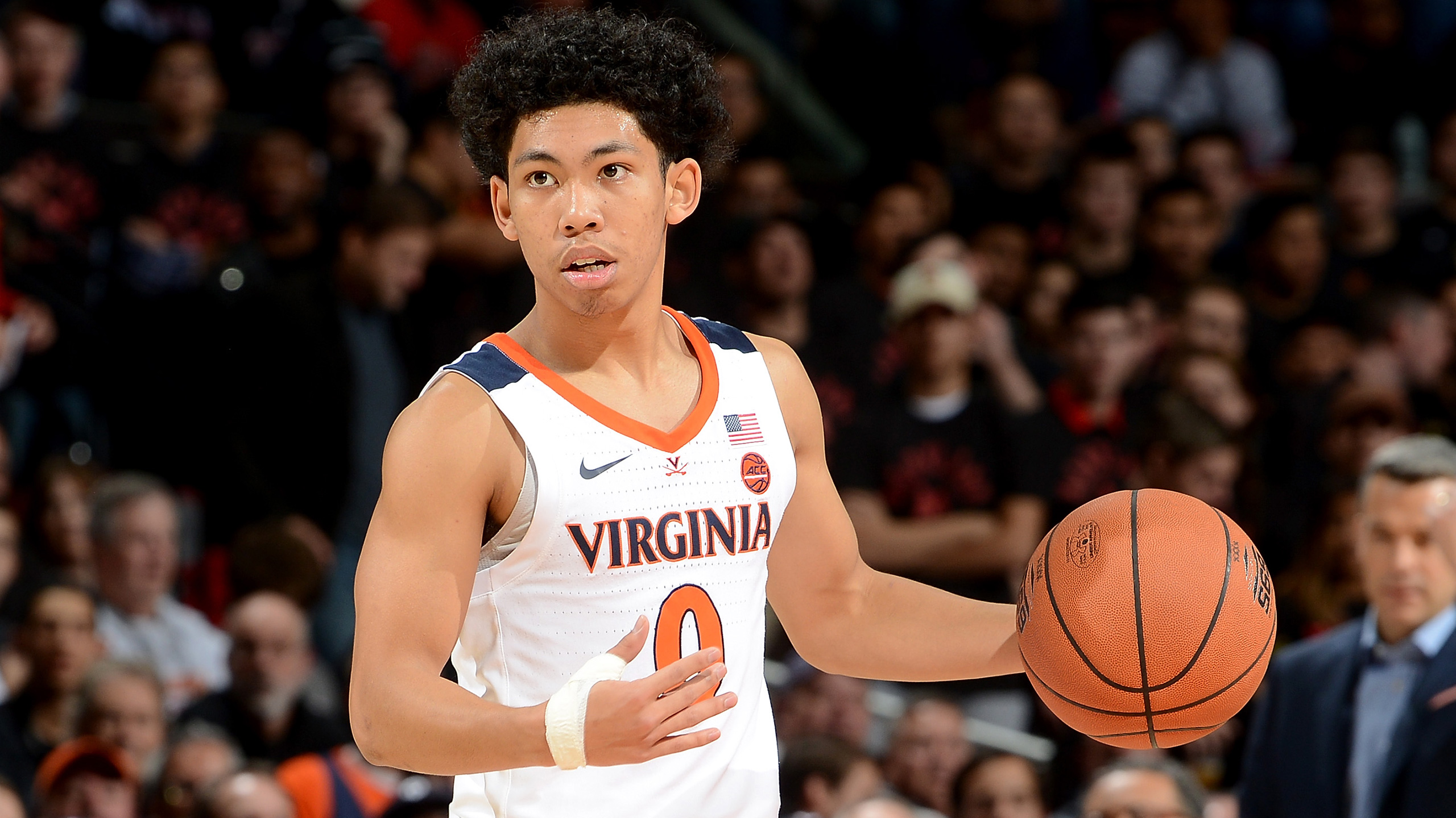 Wake Forest vs. #3 Virginia (M Basketball)
