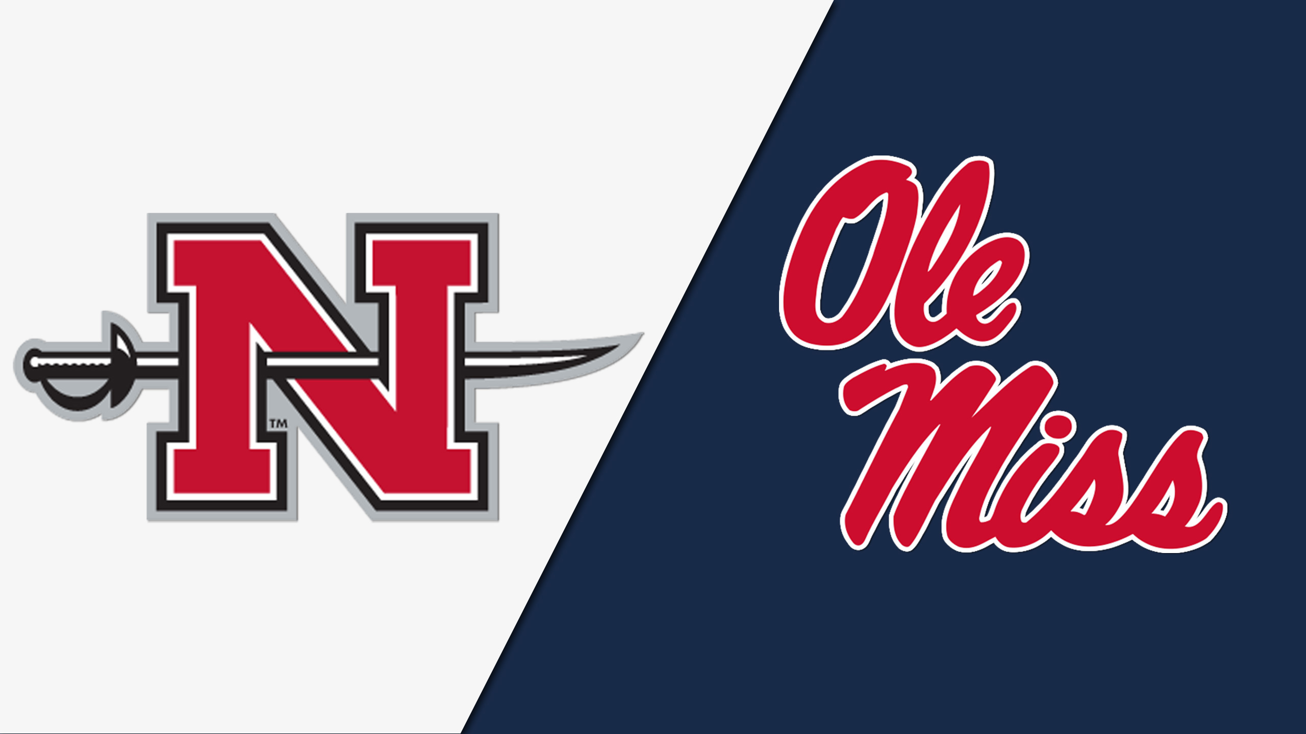 Nicholls vs. Ole Miss (M Basketball)