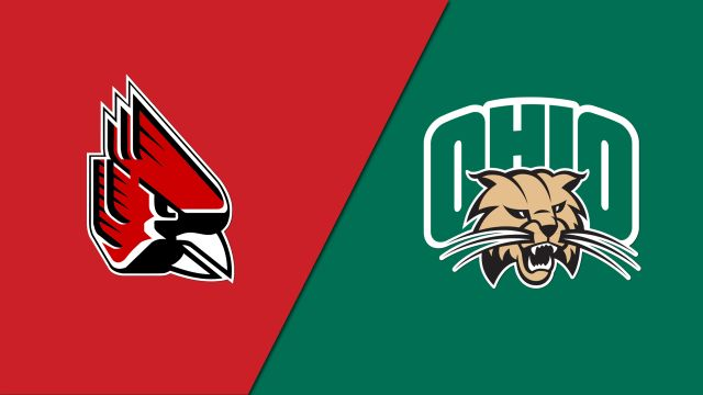 Ball State vs. Ohio (W Volleyball)