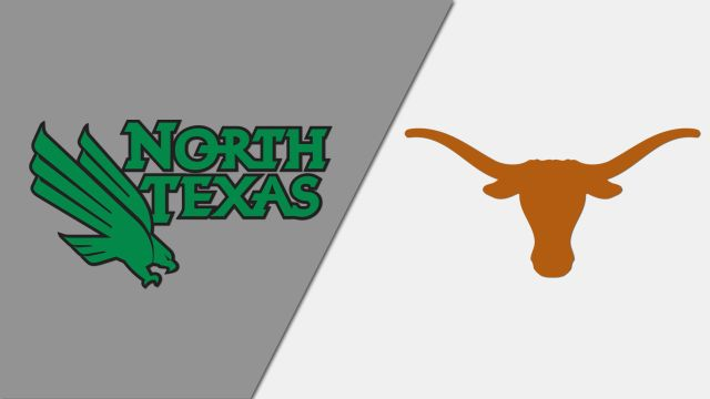 North Texas vs. #4 Texas (Softball)