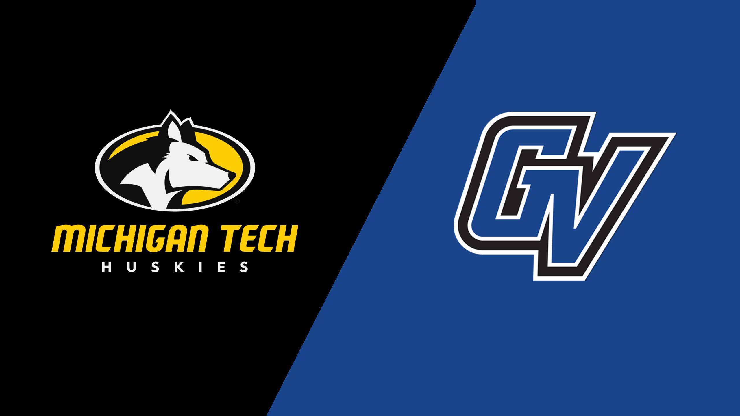 Michigan Tech vs. Grand Valley State (Football)