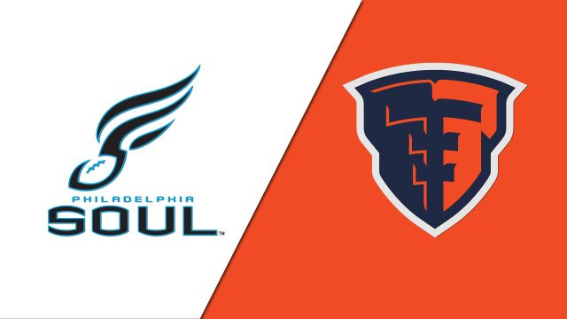 Philadelphia Soul vs. Albany Empire