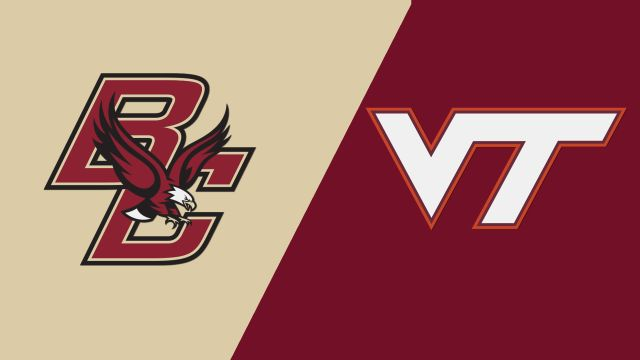 Boston College vs. Virginia Tech (W Volleyball)