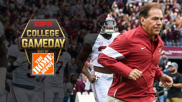 Sat, 11/9 - College GameDay Built by The Home Depot