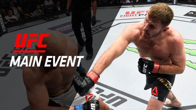 UFC Main Event: Dos Santos vs. Miocic