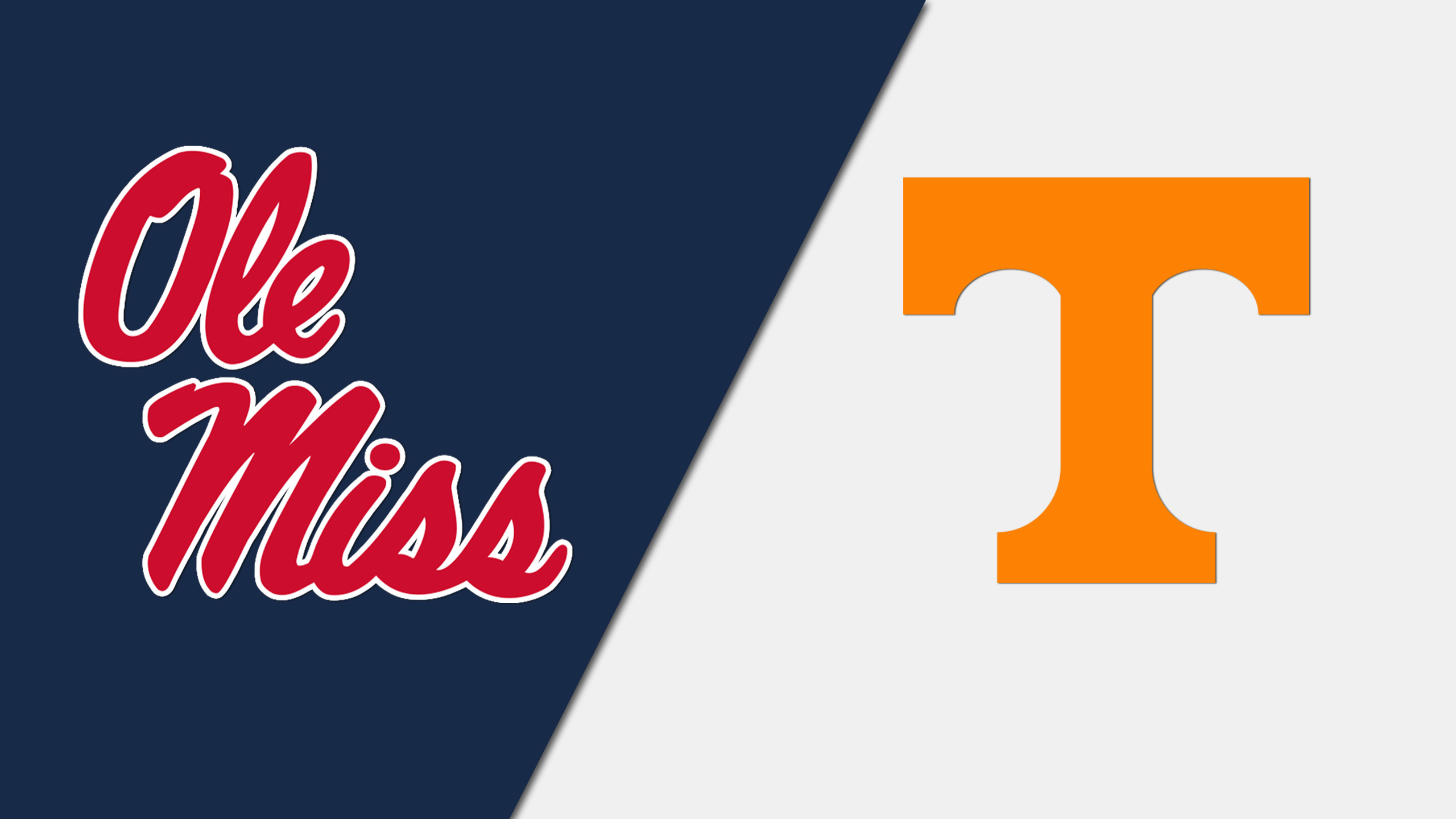 Ole Miss vs. #22 Tennessee (W Volleyball)