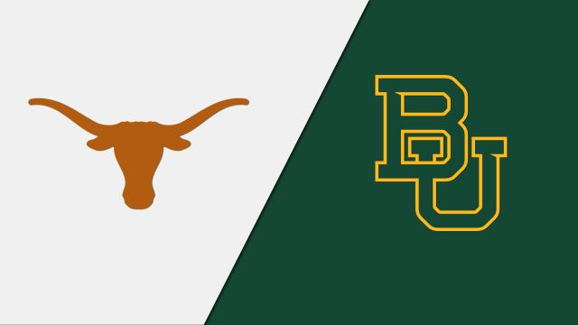 #7 Texas vs. Baylor (re-air)