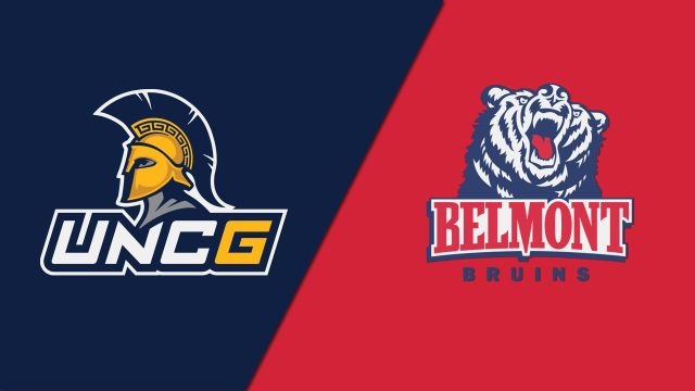 UNC Greensboro vs. Belmont (M Soccer)